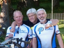 Veterans of the Victoria to San Francisco Ride